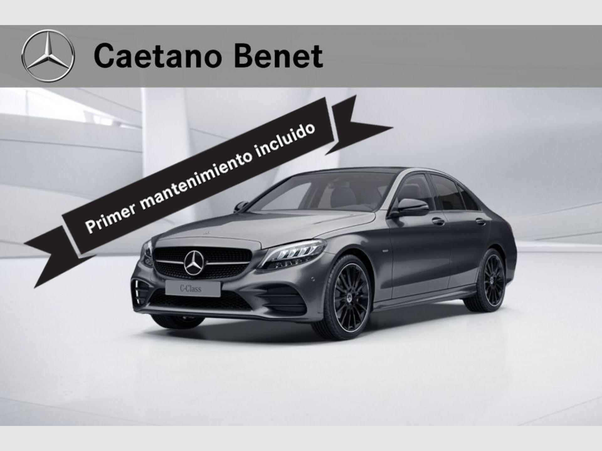 Mercedes Benz Clase C 200 d segunda mano Málaga