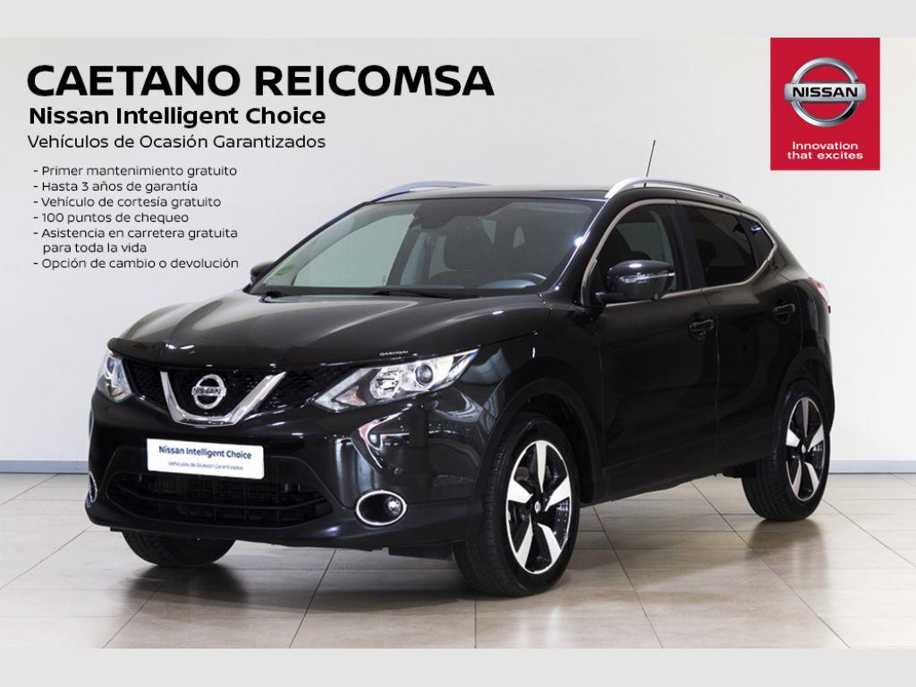 Nissan Qashqai 1.6 dCi N-CONNECTA + Antigravilla segunda mano Madrid