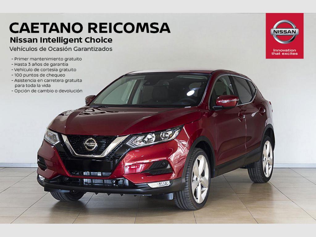 Nissan Qashqai dCi 96 kW (130 CV) ACENTA segunda mano Madrid