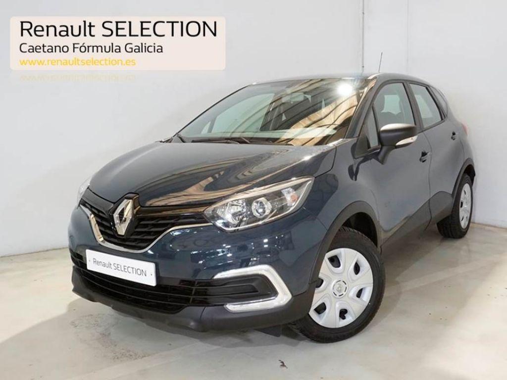 Renault Captur Life TCe 66kW (90CV) segunda mano Pontevedra