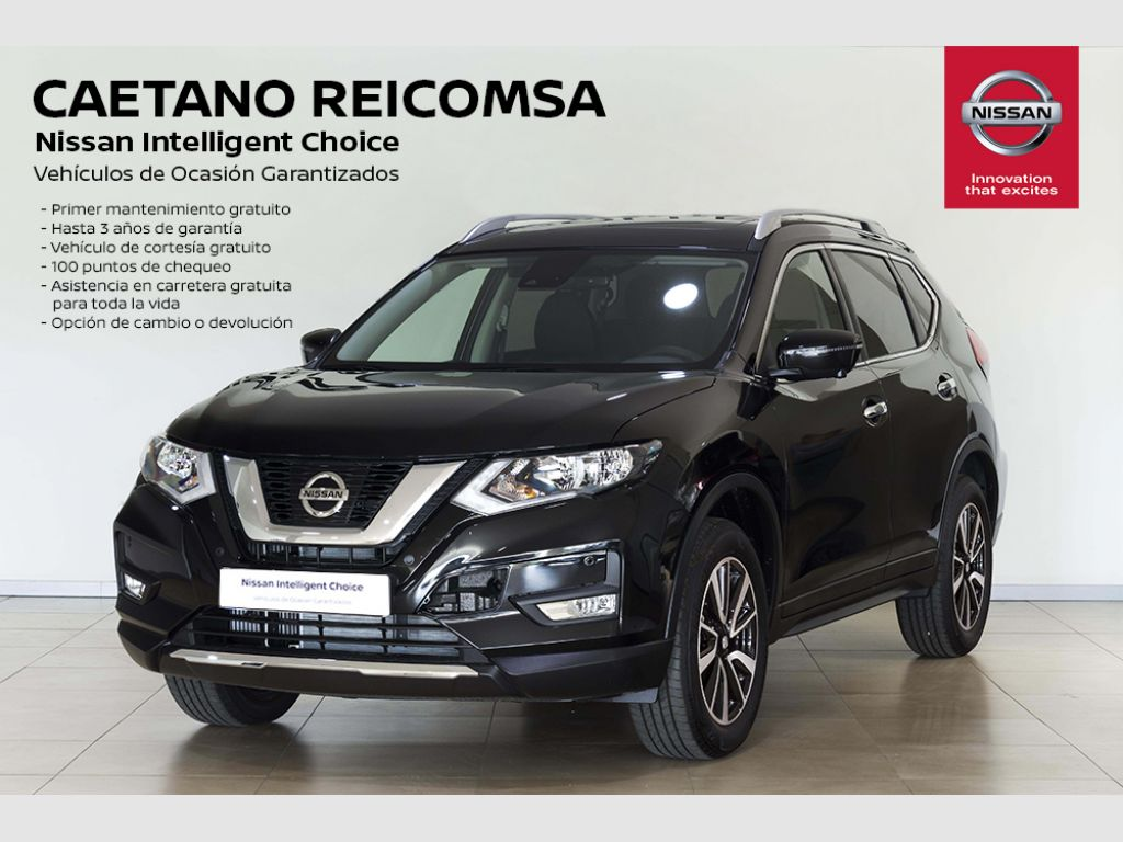 Nissan X-Trail 5P DIG-T 120 kW (160 CV) E6D DCT TEKNA segunda mano Madrid