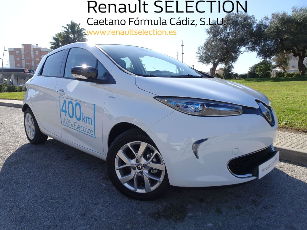 Renault ZOE Limited 40 R110 -18 segunda mano Cádiz