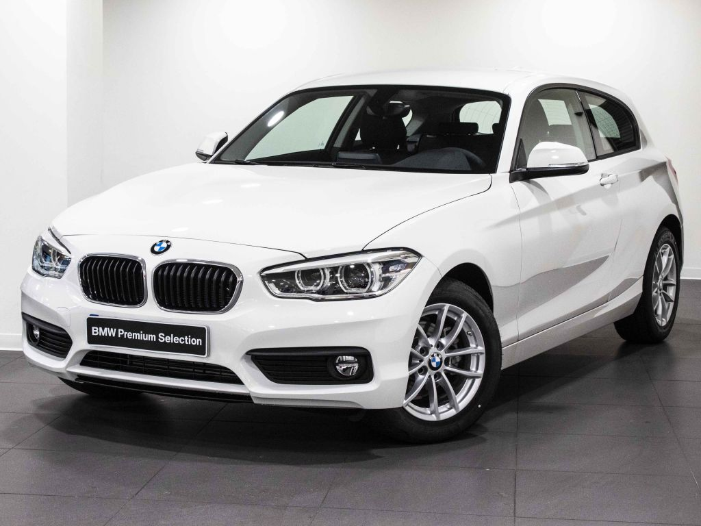 BMW Serie 1 116d 3p segunda mano Madrid