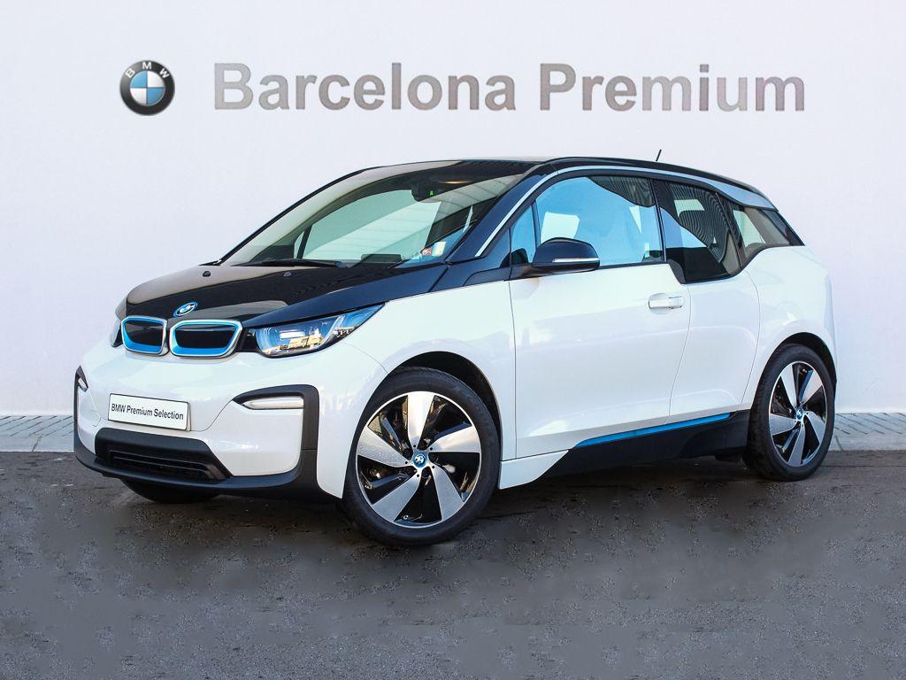 BMW i3 120ah segunda mano Barcelona