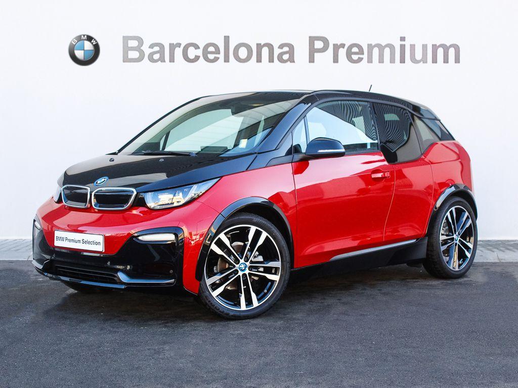BMW i3 94ah segunda mano Barcelona