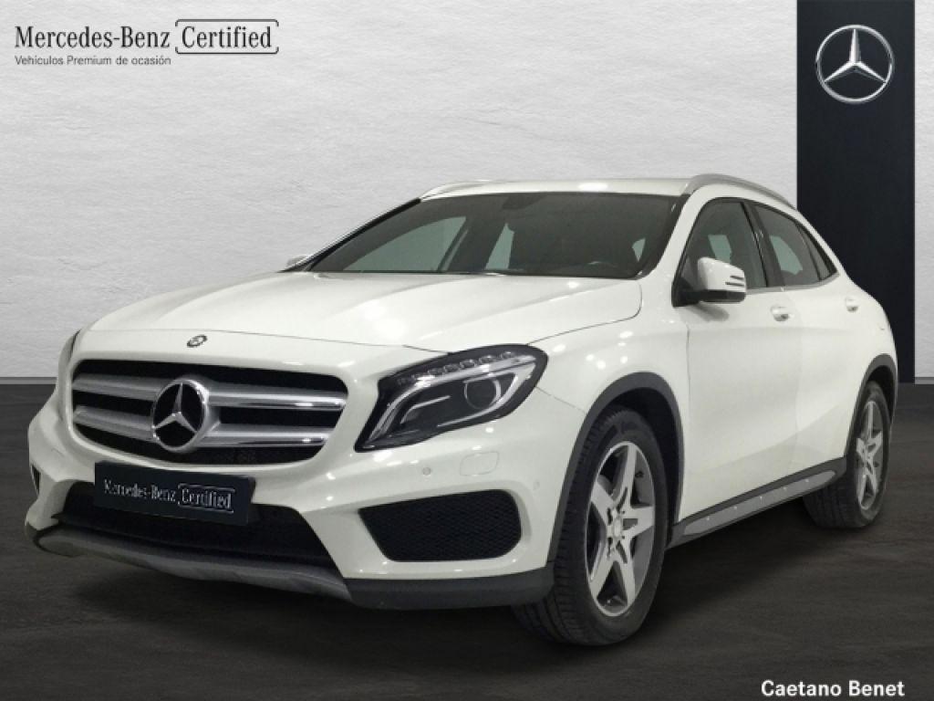Mercedes Benz Clase GLA 200 CDI AMG Line segunda mano Málaga