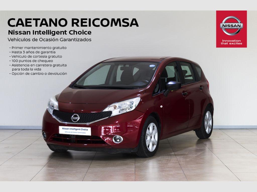 Nissan Note 5p. 1.5 dCi 90 CV Naru Edition segunda mano Madrid