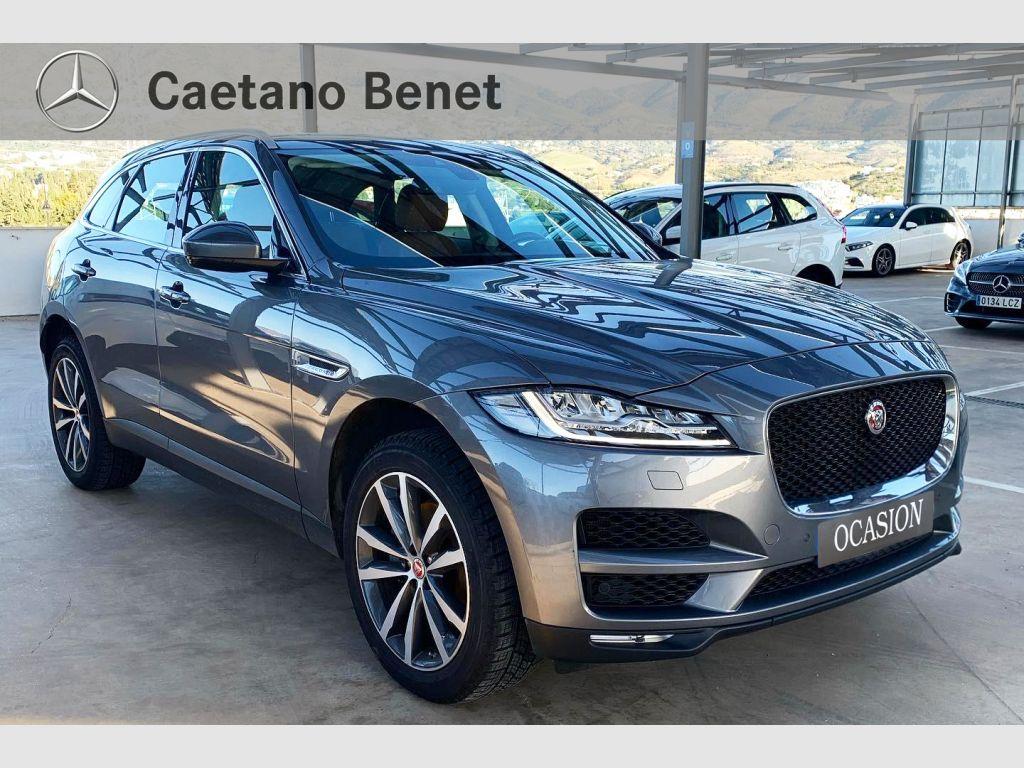Jaguar F-Pace 3.0 segunda mano Málaga