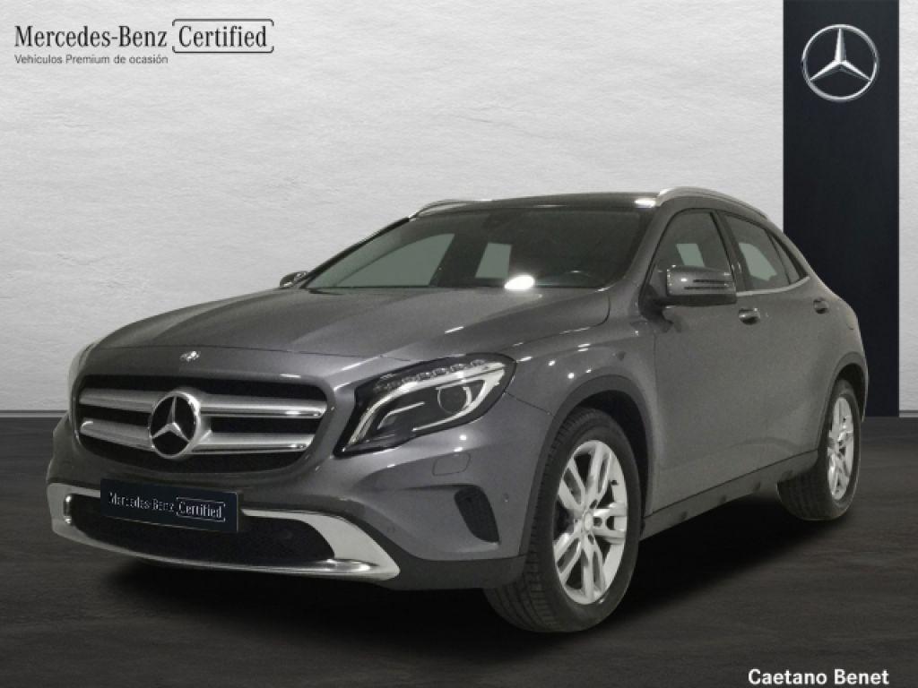Mercedes Benz Clase GLA 220 d Urban segunda mano Málaga