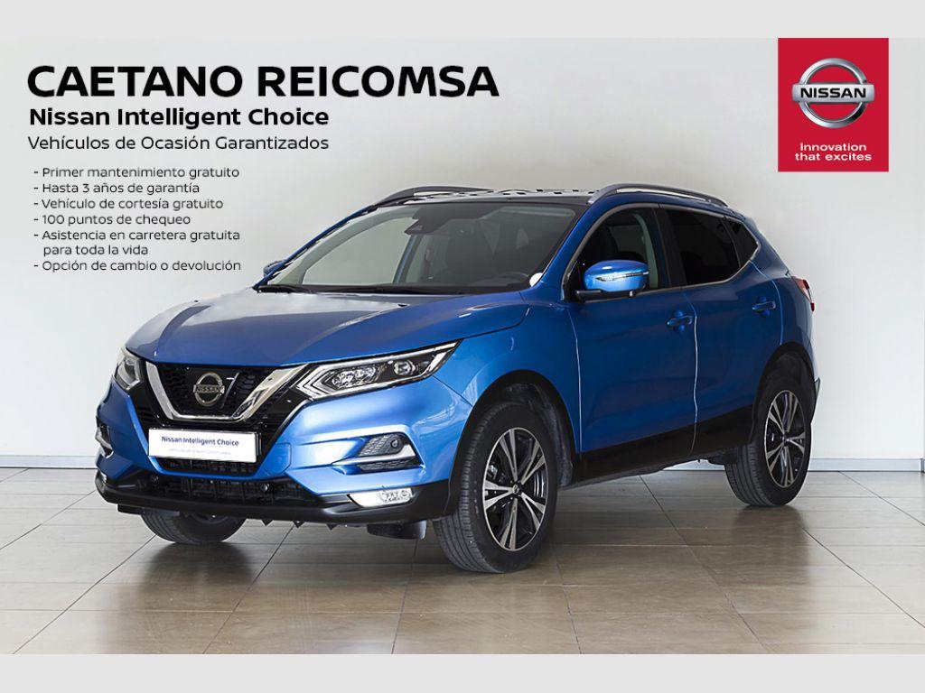 Nissan Qashqai DIG-T 117 kW (160 CV) E6D DCT N-CONNECTA + LED segunda mano Madrid