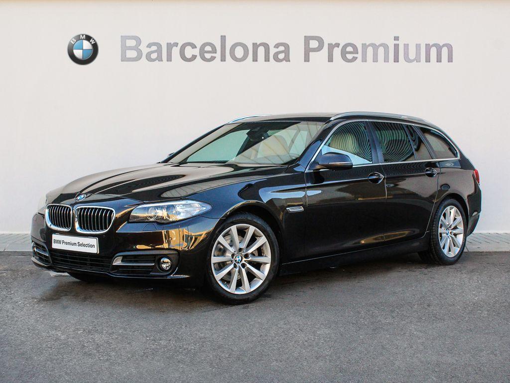 BMW Serie 5 520dTouring segunda mano Barcelona