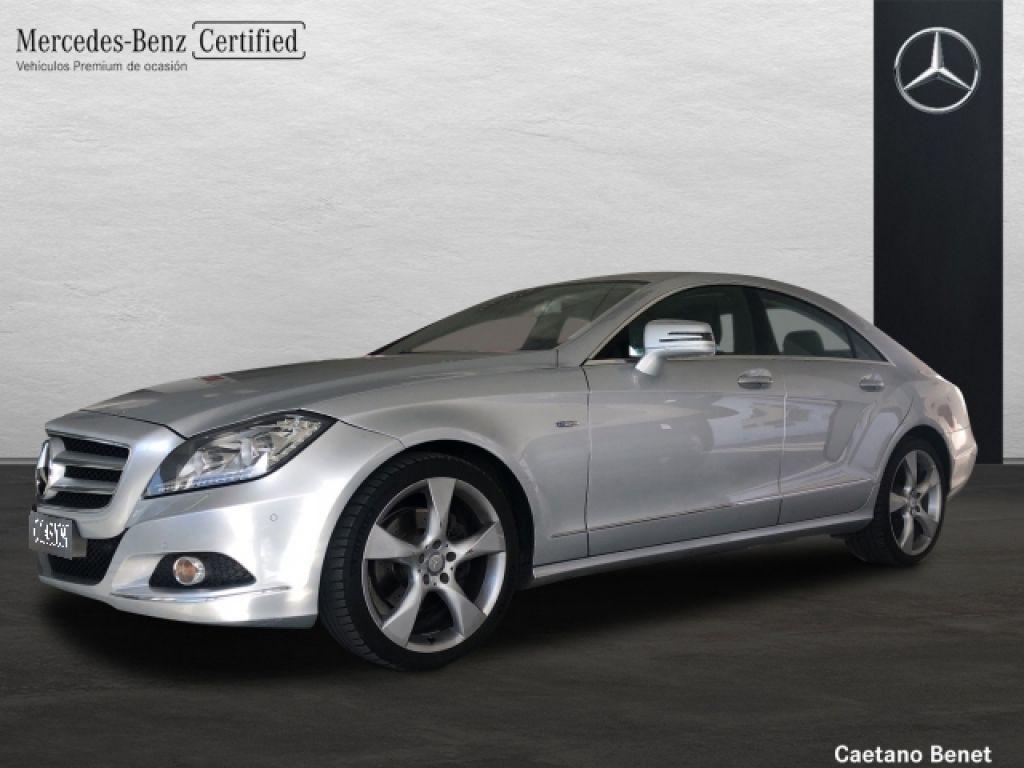 Mercedes Benz Clase CLS 350 CDI  segunda mano Málaga