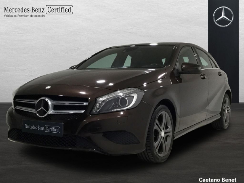Mercedes Benz Clase A 180 CDI Urban segunda mano Málaga
