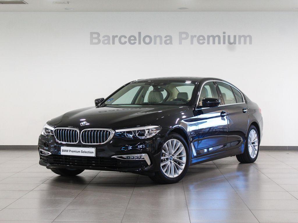 BMW Serie 5 530e iPerformance segunda mano Barcelona