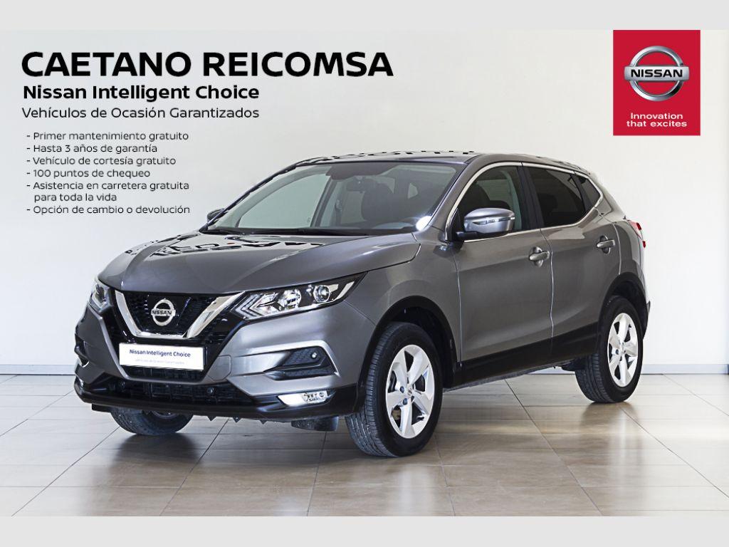 Nissan Qashqai DIG-T 85 kW (115 CV) ACENTA + NAVEGADOR + CÁMARA segunda mano Madrid