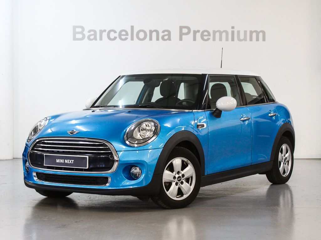 Mini Mini COOPED 5 PUERTAS segunda mano Barcelona