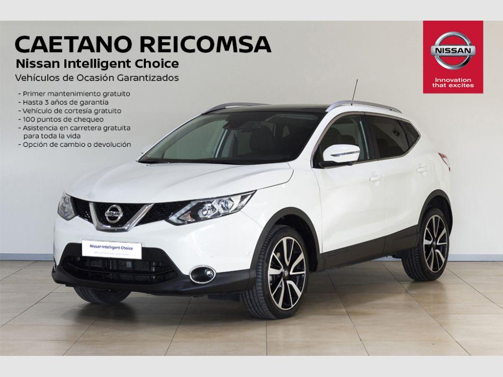 Nissan Qashqai 1.6 DIG-T TEKNA PIEL segunda mano Madrid
