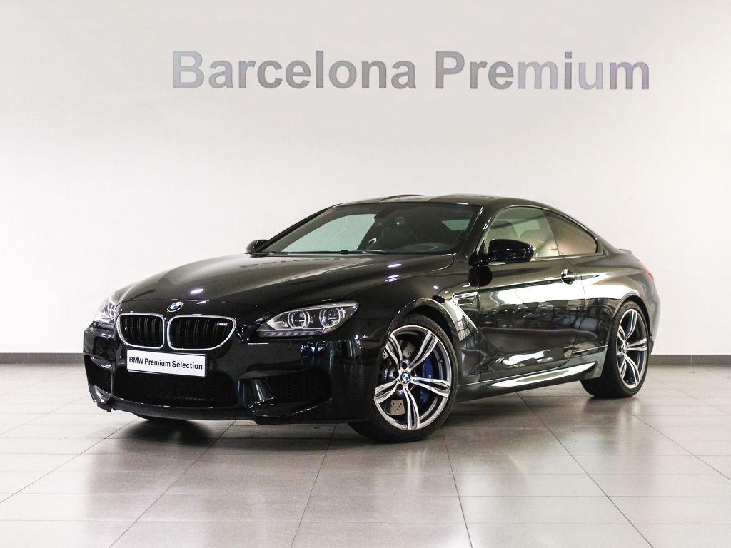 BMW Serie 6 M6 segunda mano Barcelona