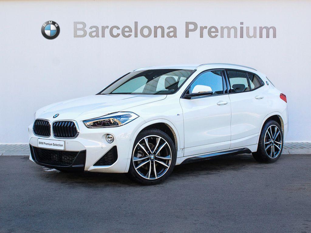 BMW X2 sDrive18i segunda mano Barcelona