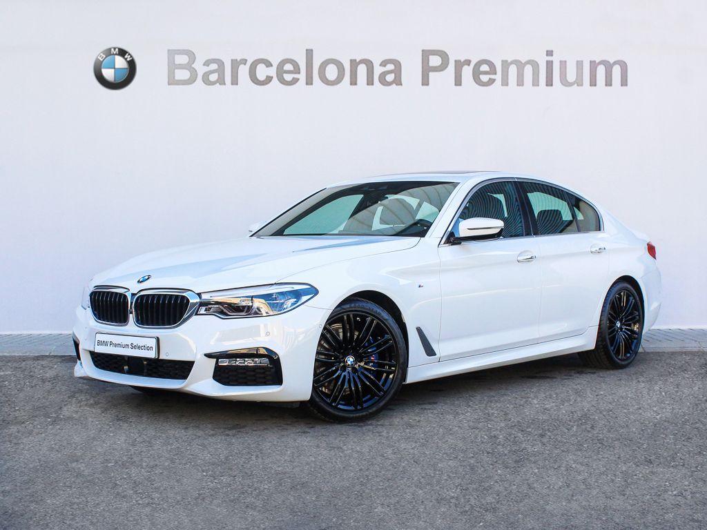 BMW Serie 5 525dA segunda mano Barcelona