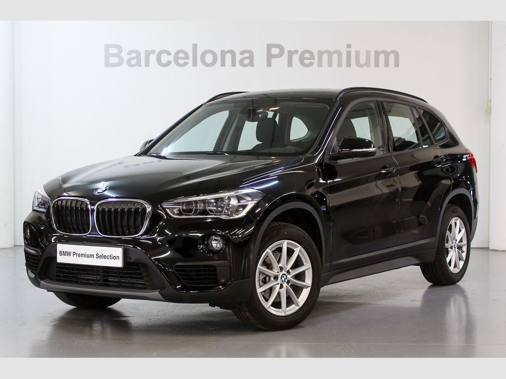 BMW X1 sDrive18i segunda mano Barcelona