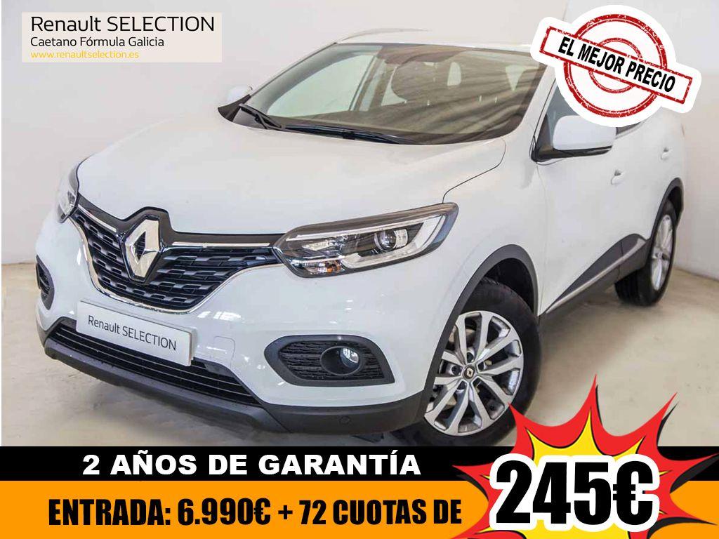 Renault Kadjar Intens Blue dCi 85kW (115CV) segunda mano Pontevedra