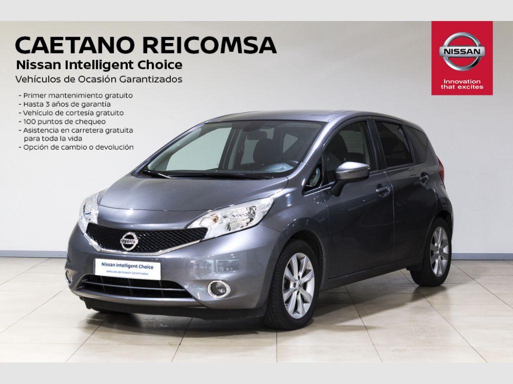 Nissan Note 5p. 1.2 80 CV Tekna Sport segunda mano Madrid