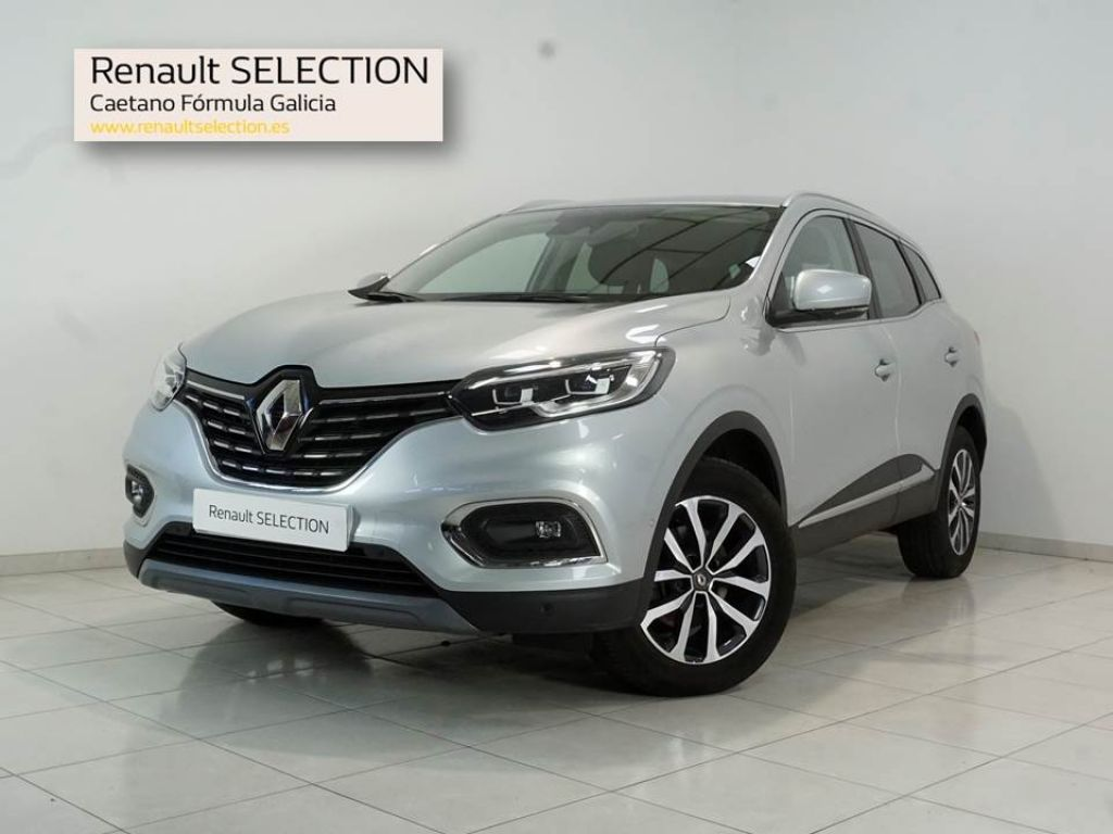 Renault Kadjar Zen GPF TCe 103kW (140CV) segunda mano Pontevedra