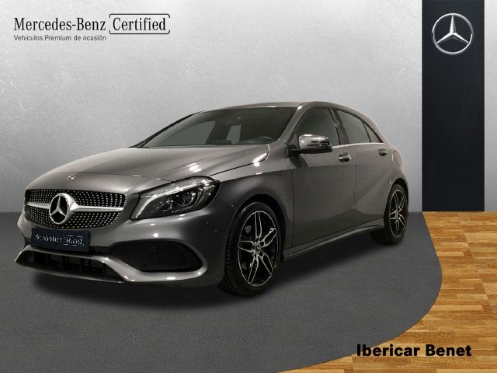 Mercedes Benz Clase A 180 segunda mano Málaga