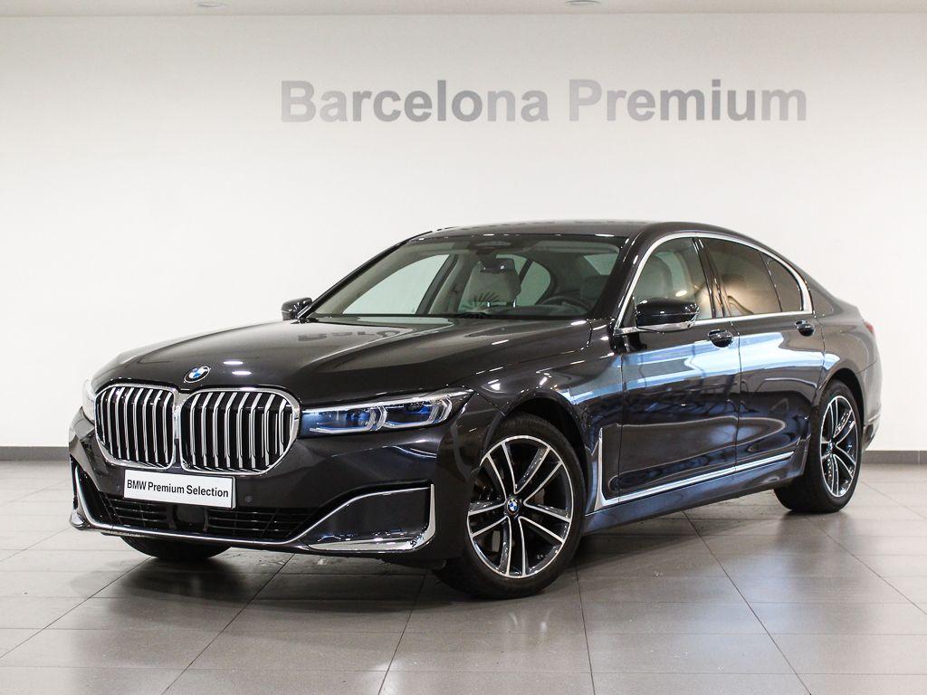 BMW Serie 7 730d segunda mano Barcelona