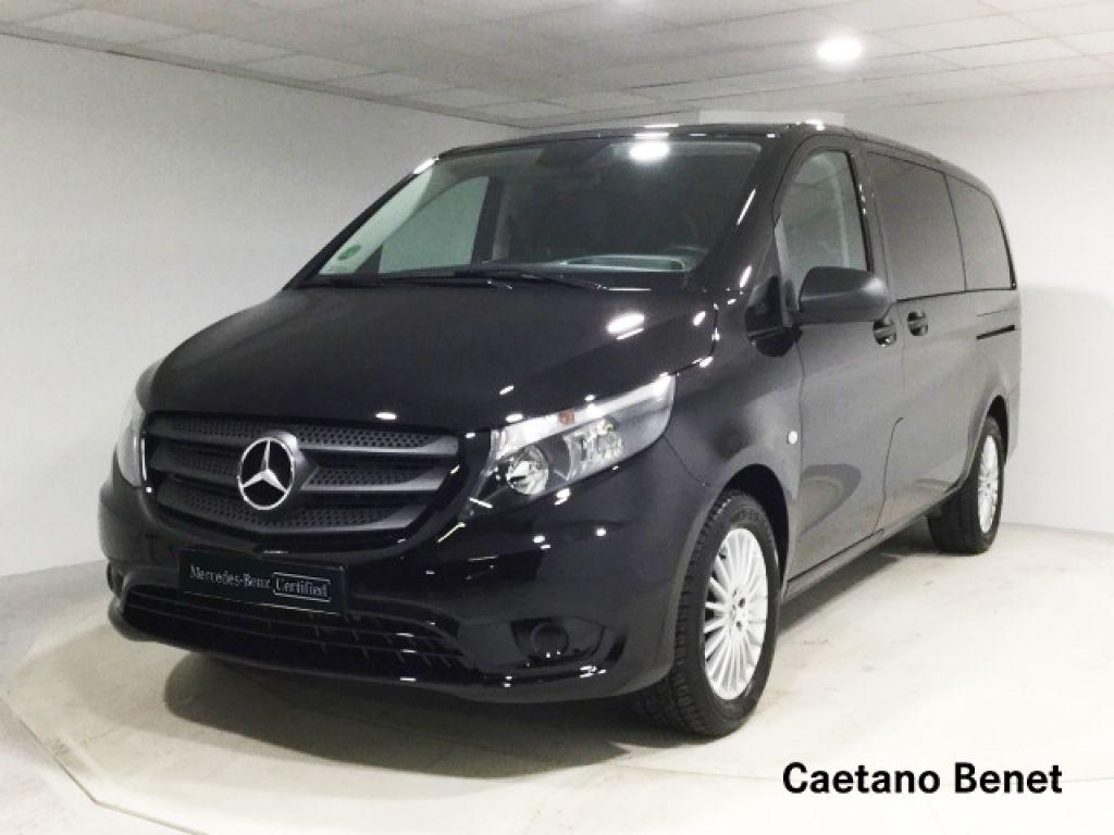 Mercedes Benz Vito 114 CDI Tourer Pro Larga segunda mano Málaga