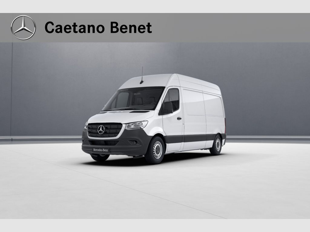 Mercedes Benz Sprinter 314 CDI MEDIO 3.5T T. ALTO segunda mano Málaga