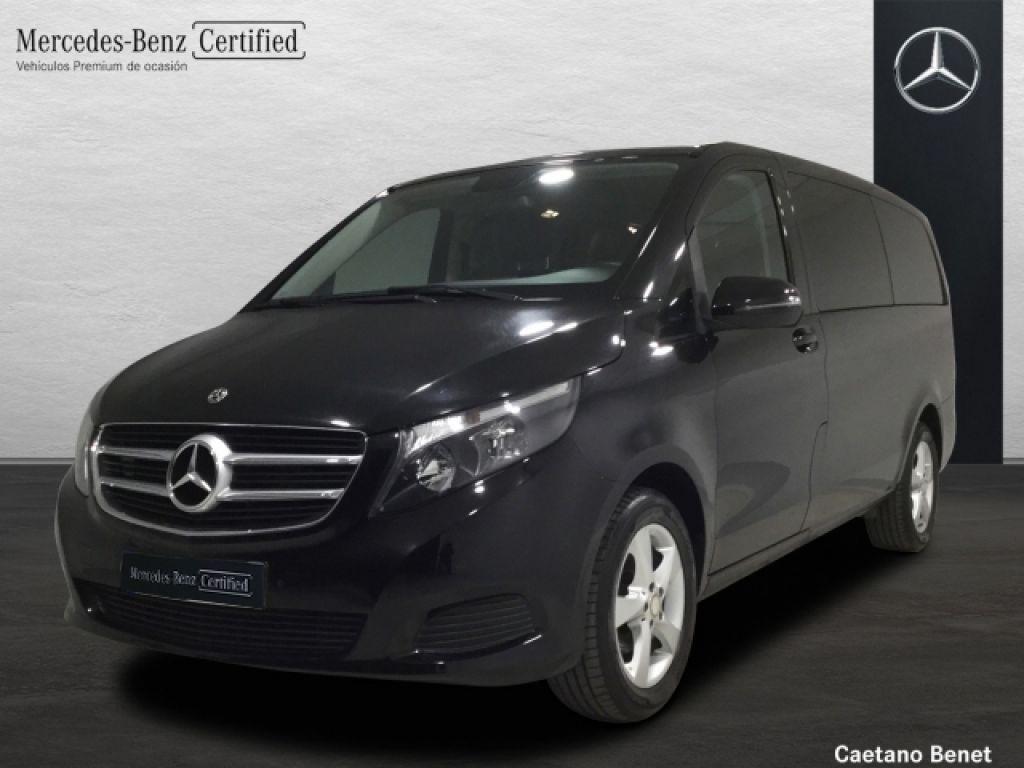 Mercedes Benz Clase V 220 d Clase Largo segunda mano Málaga