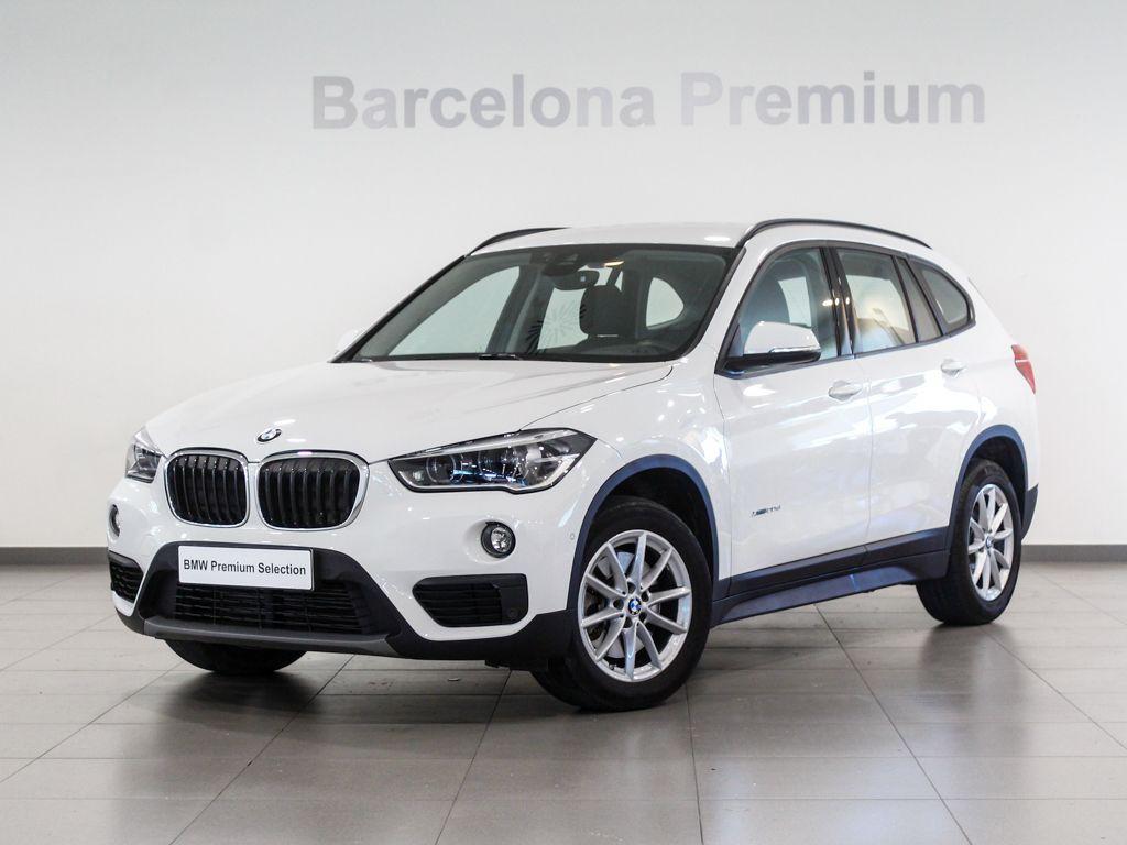 BMW X1 xDrive20dA segunda mano Barcelona
