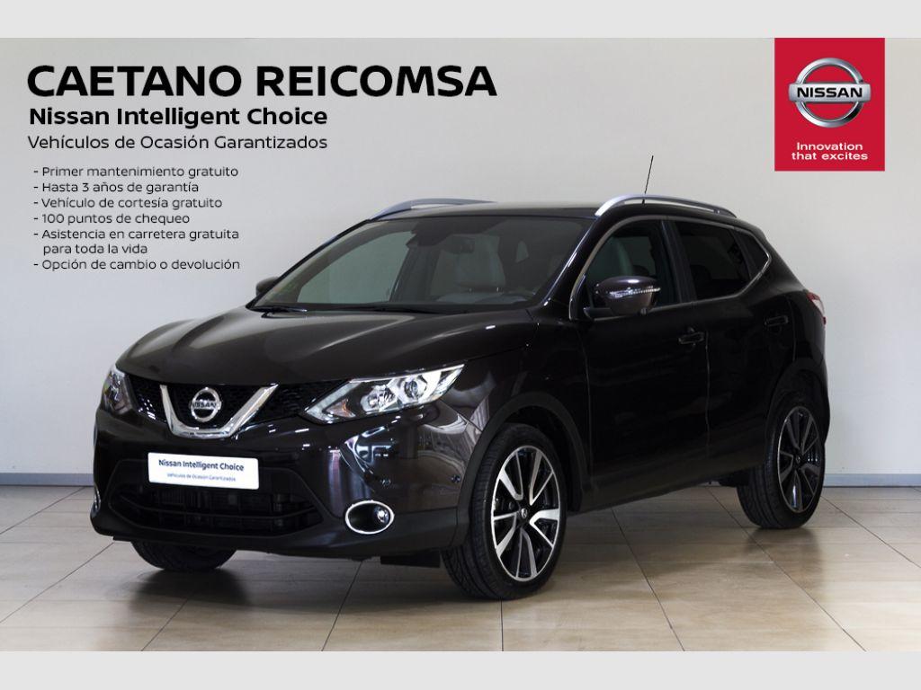 Nissan Qashqai 1.2i DIG-T S&S TEKNA PREMIUM 4X2 XTR Alc segunda mano Madrid