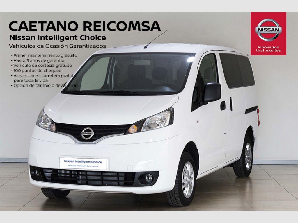 Nissan NV200 1.5 dCi 90 CV COMFORT Combi 7 segunda mano Madrid