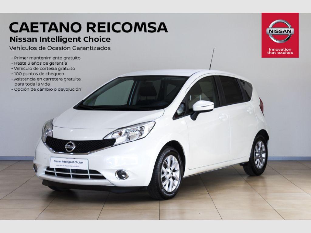 Nissan Note 5p. 1.2 80 CV Acenta segunda mano Madrid