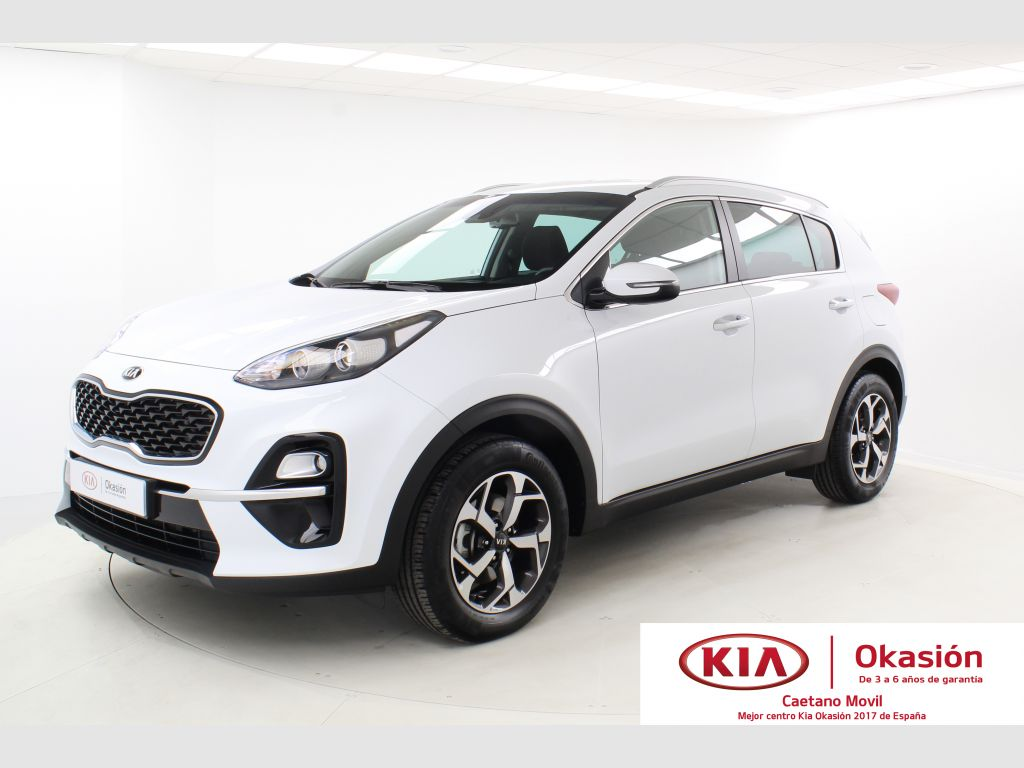 Kia Sportage 1.6 MHEV Drive Plus 115CV 4X2  segunda mano Málaga