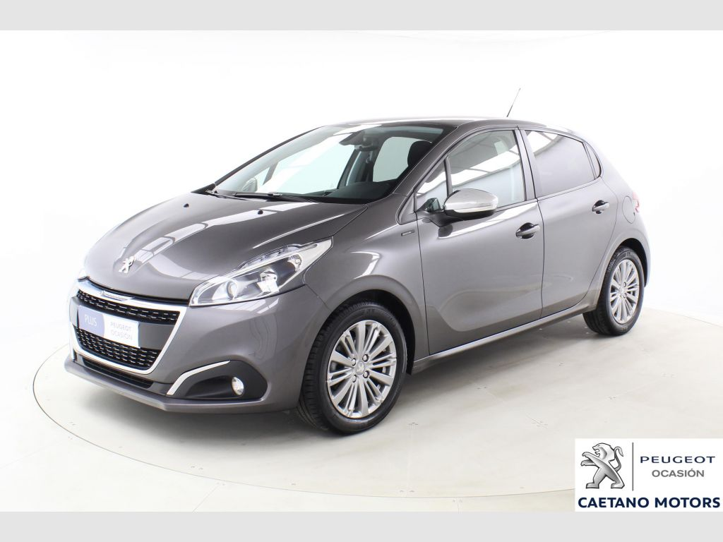 Peugeot 208 5P Signature BlueHDi 73KW (100CV) segunda mano Málaga