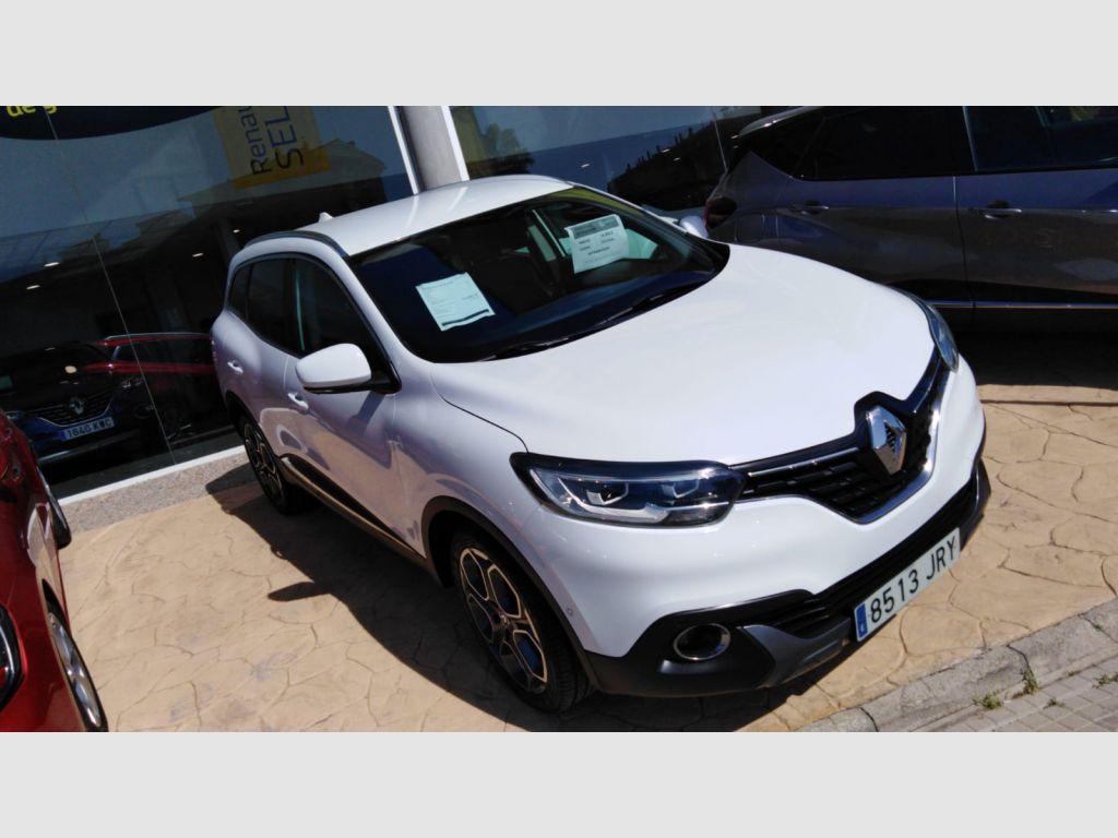 Renault Kadjar Zen Energy TCe 97kW (130CV) segunda mano Cádiz