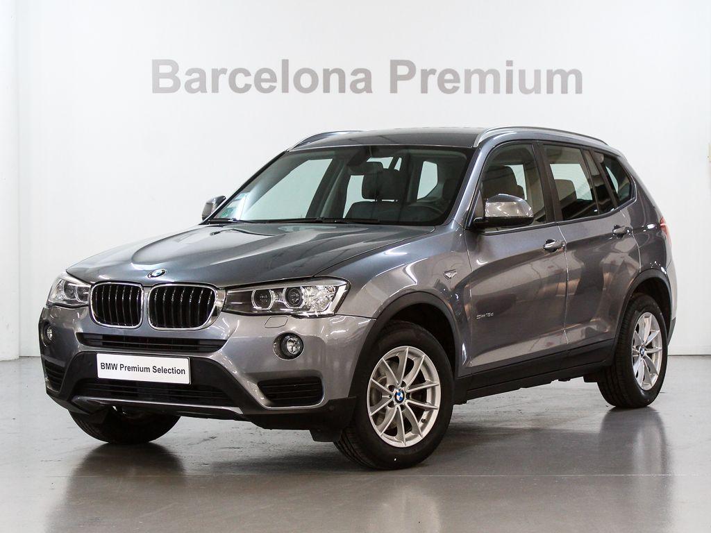 BMW X3 sDrive18d segunda mano Barcelona