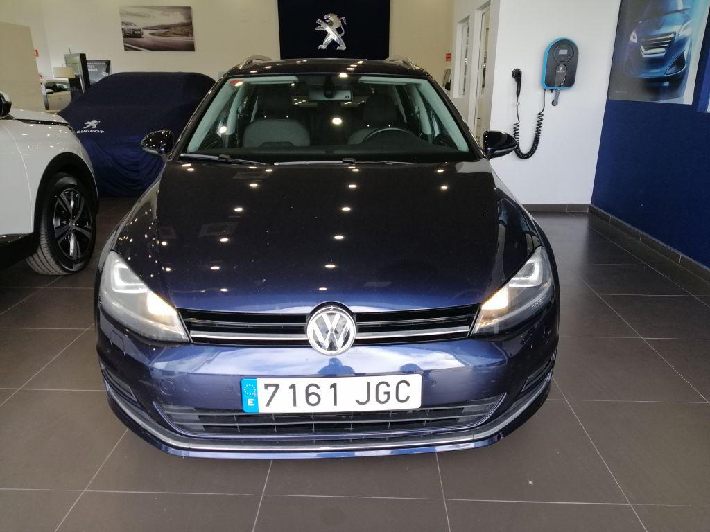 Volkswagen Golf Variant Edition 1.6 TDI 105CBMT segunda mano Cádiz