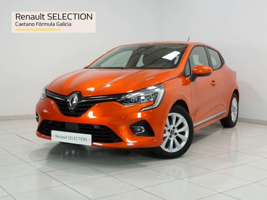 Renault Nuevo Clio Intens Blue dCi 63 kW (85CV) segunda mano Pontevedra