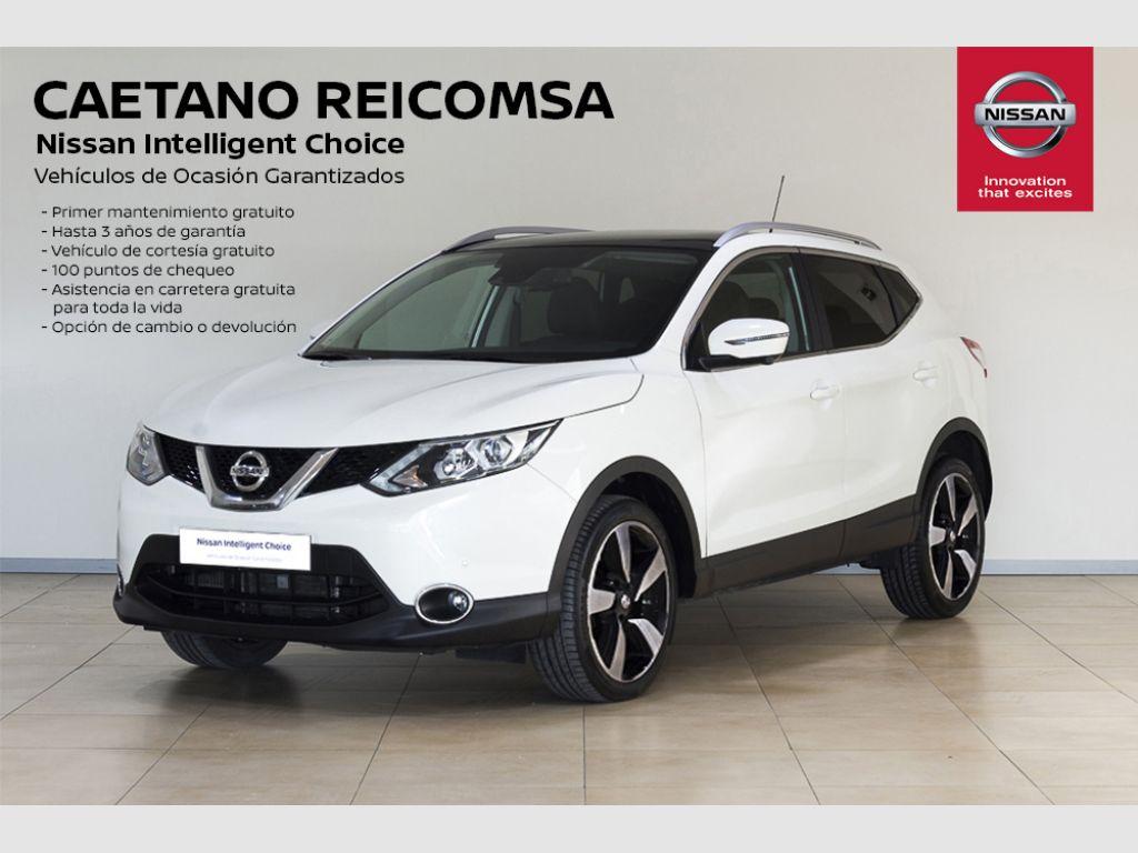 Nissan Qashqai DIG-T 85 kW (115 CV) XTRONIC N-CONNECTA segunda mano Madrid