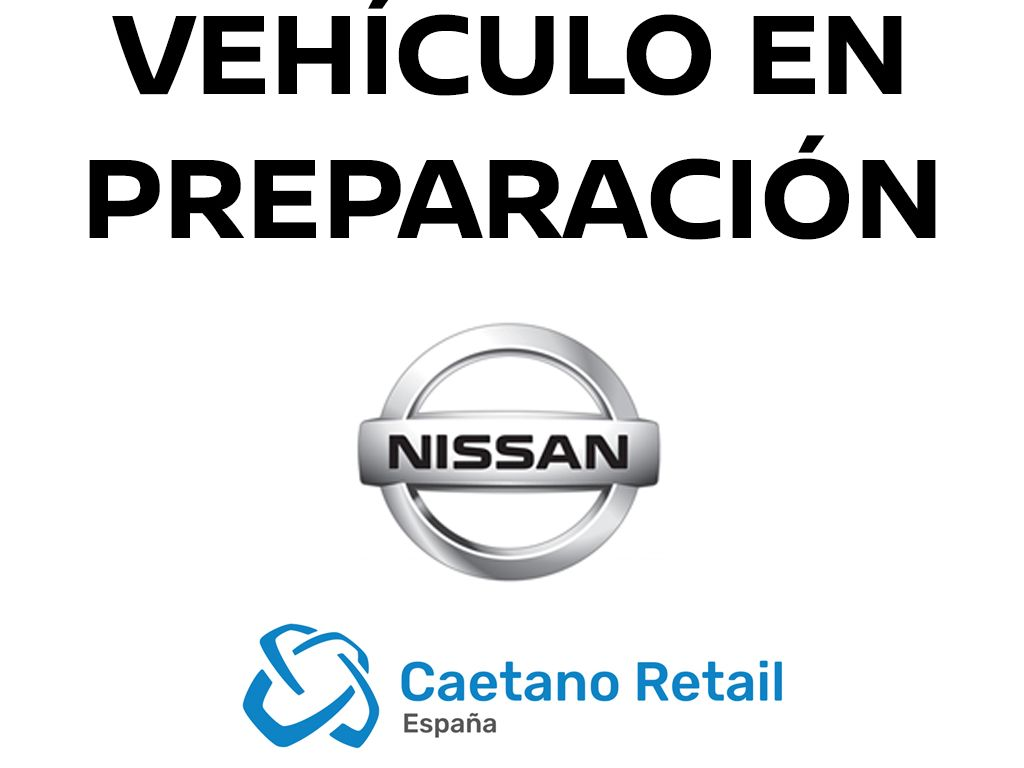 Nissan JUKE 1.6 ACENTA 4X2 segunda mano Madrid