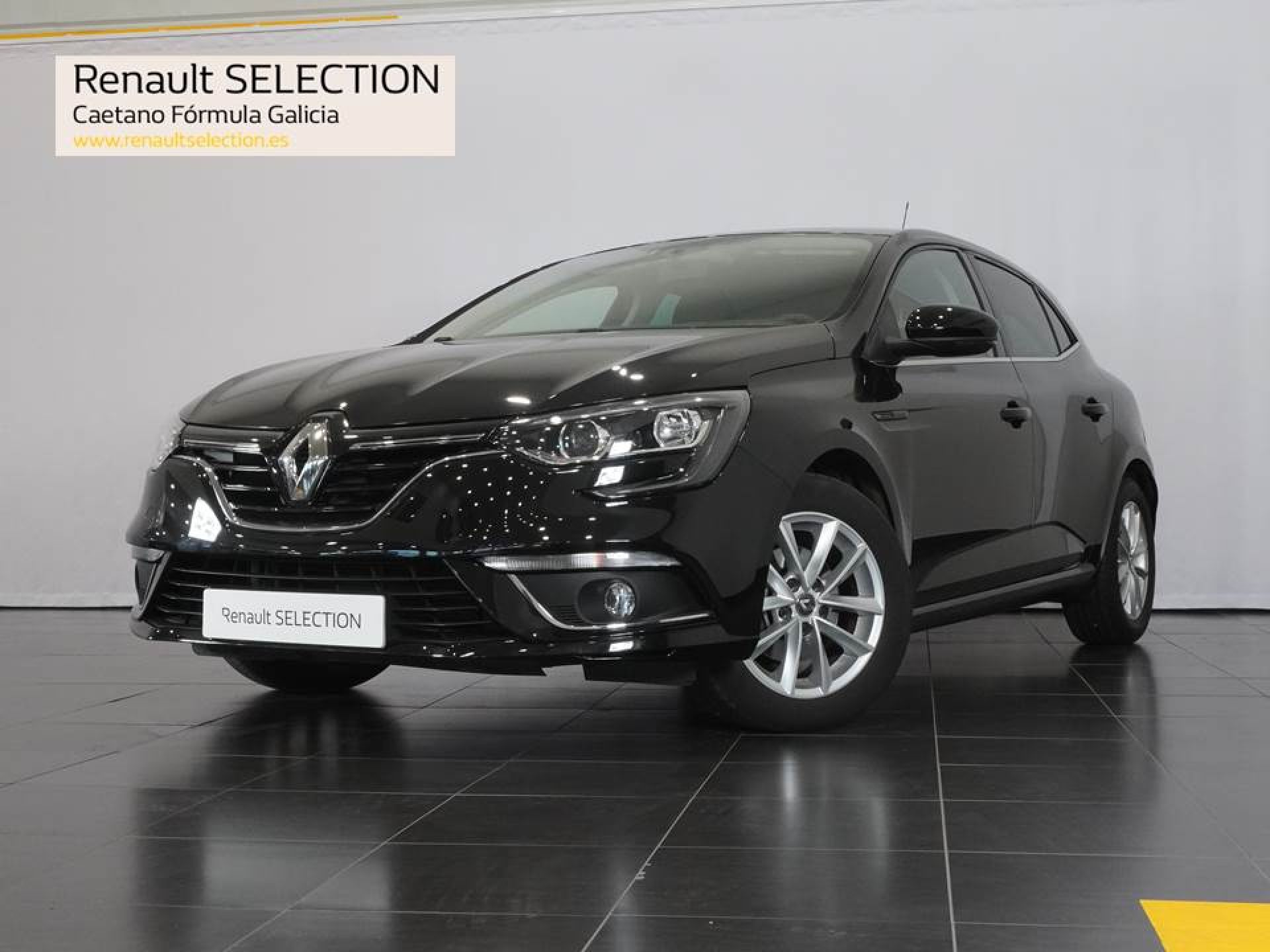 Renault Megane Intens Energy TCe 97kW (130CV) segunda mano Lugo
