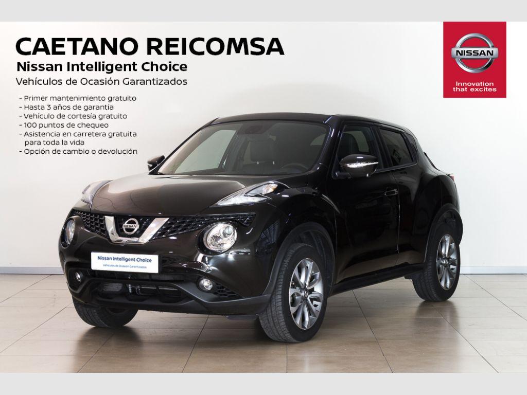 Nissan JUKE dCi EU6 81 kW (110 CV) 6M/T TEKNA segunda mano Madrid