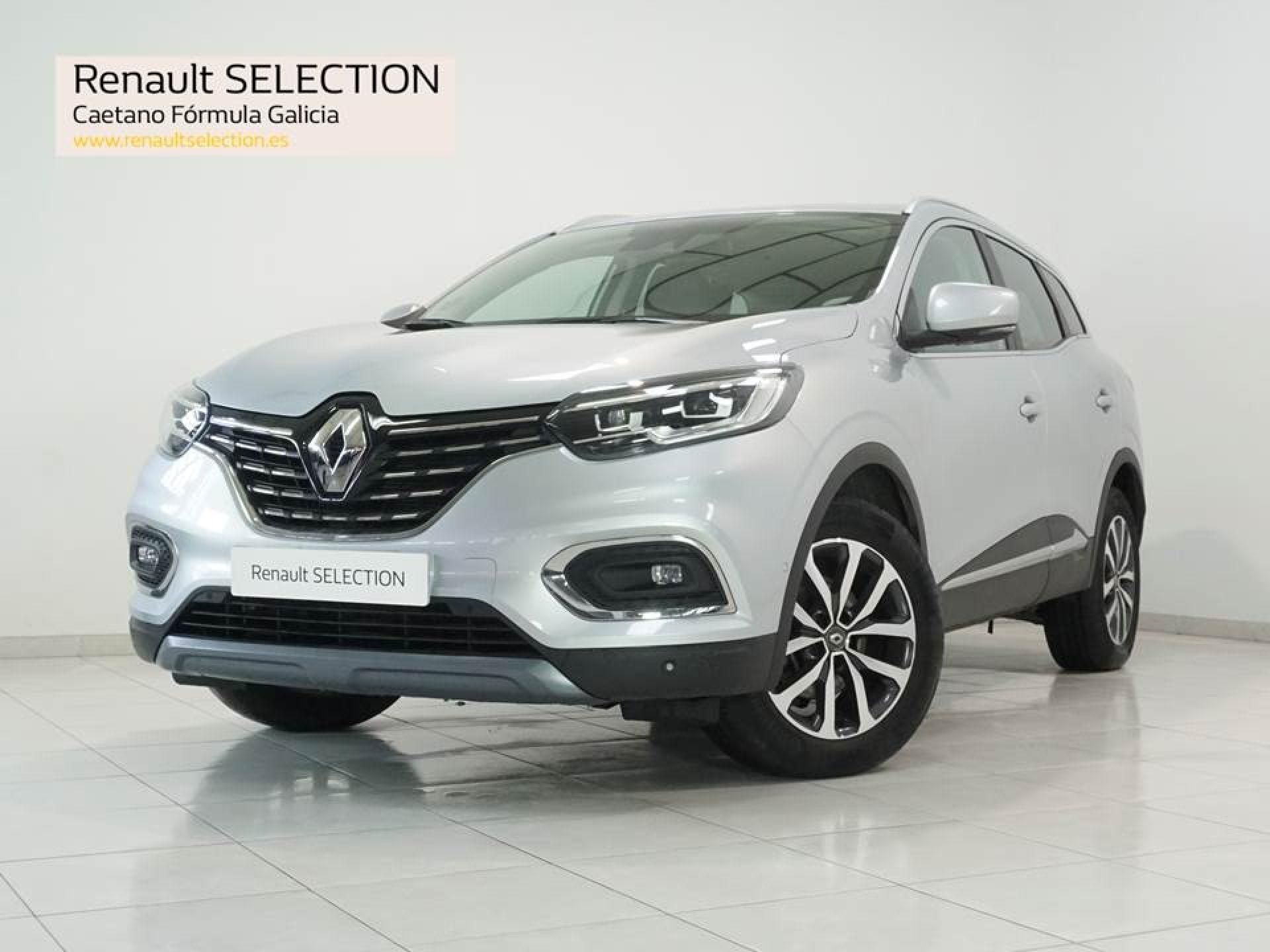 Renault Kadjar Zen GPF TCe 103kW (140CV) EDC segunda mano Pontevedra
