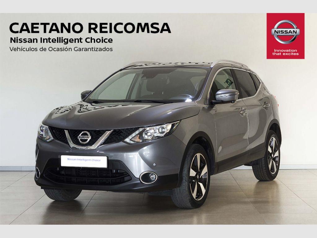 Nissan Qashqai DIG-T 120 kW (163 CV) N-CONNECTA segunda mano Madrid