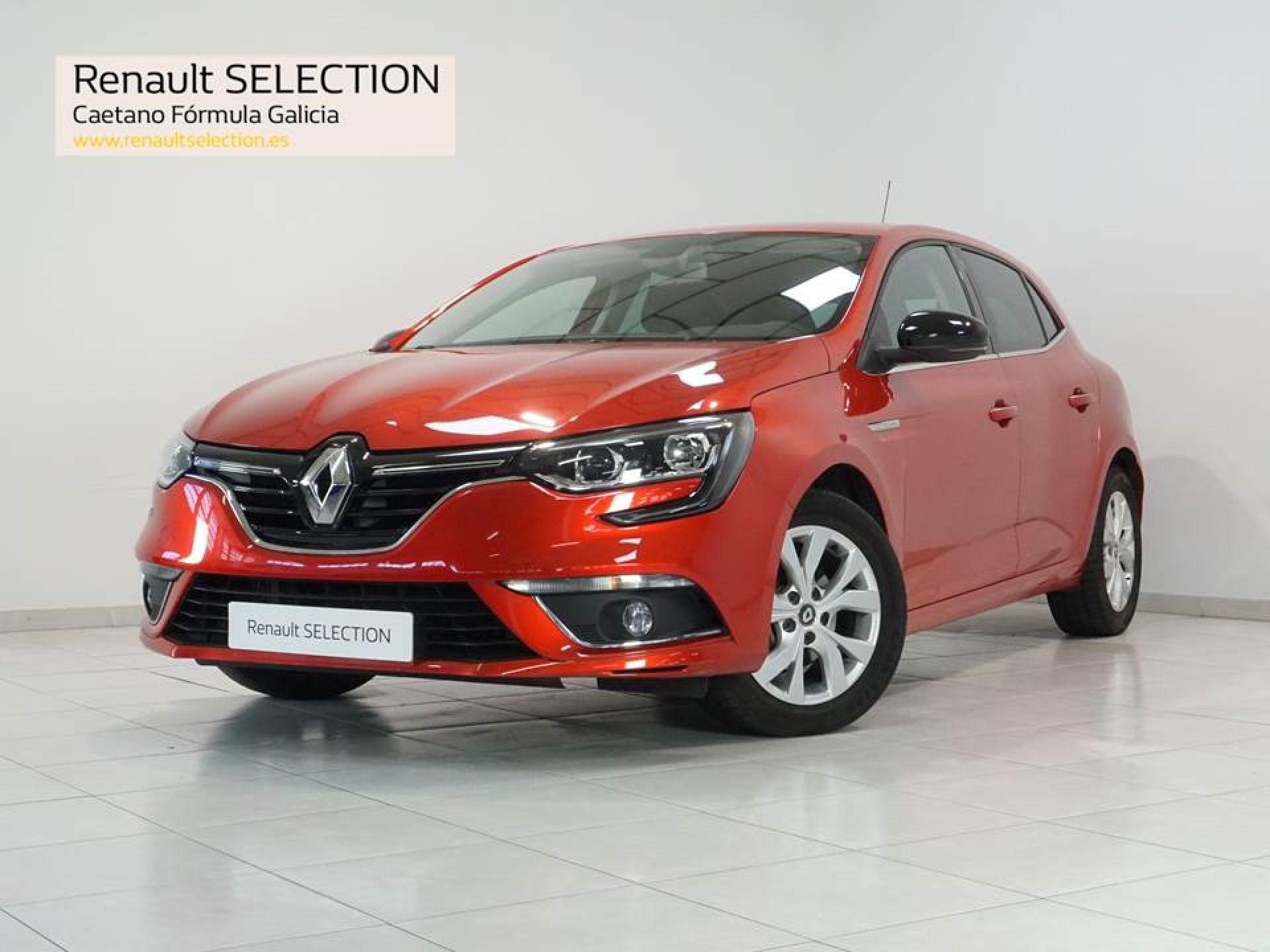 Renault Megane Limited TCe GPF 103 kW (140CV) EDC segunda mano Pontevedra